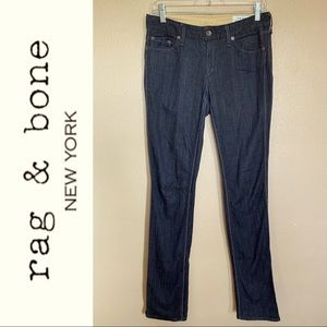 Rag and Bone Handmade in New York Jeans. Size 28.
